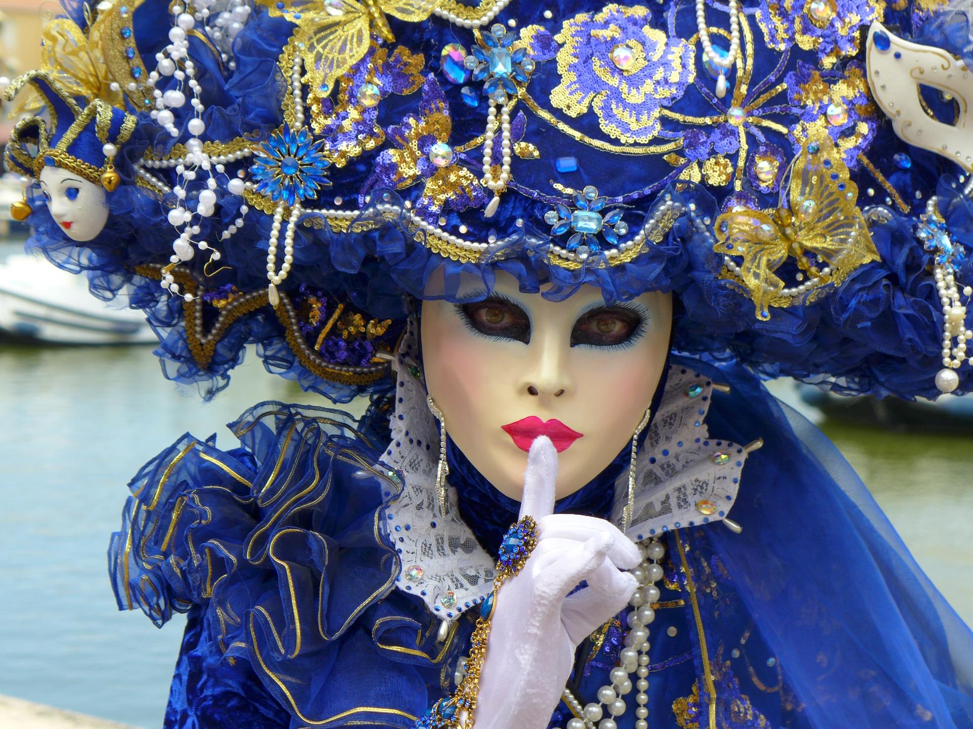 Zakázaný Benátský karneval: zločiny skryté za maskou